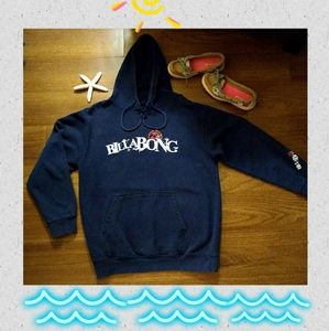 Billabong Heavy weight Hoodie with Graphics